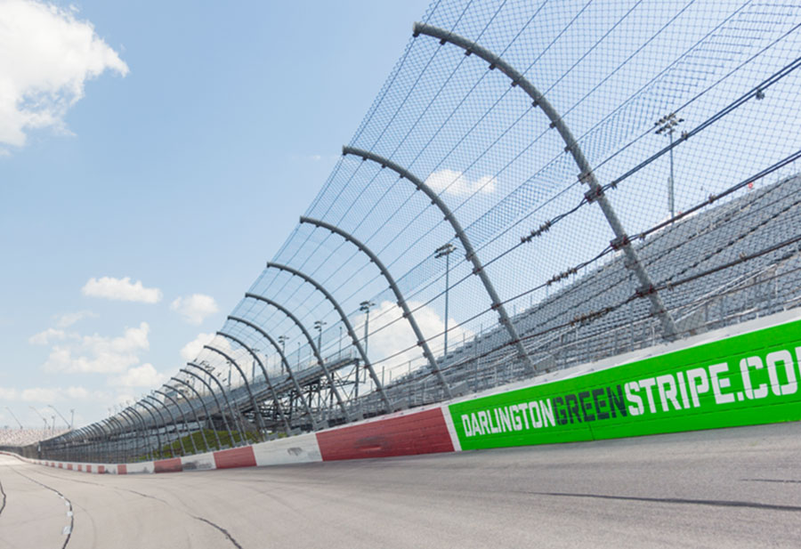 Green Power Powers the Bojangles' Southern 500 Weekend at Darlington Raceway