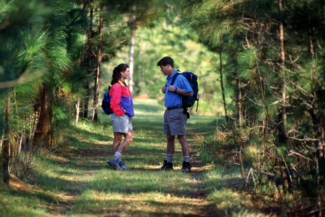 Spring Tips for Hiking in the Santee Cooper Region