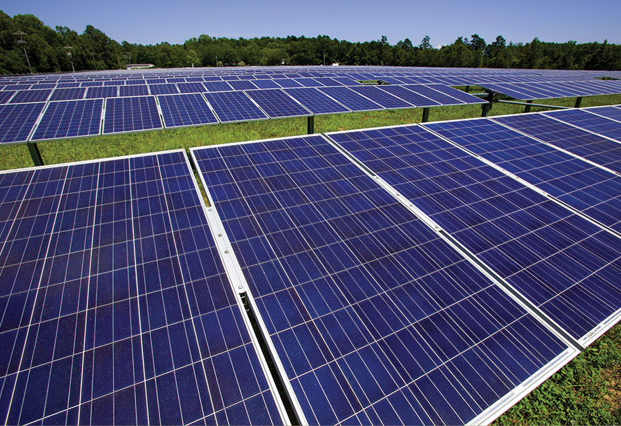 Santee Cooper, Central begin process to add up to 500MW solar power