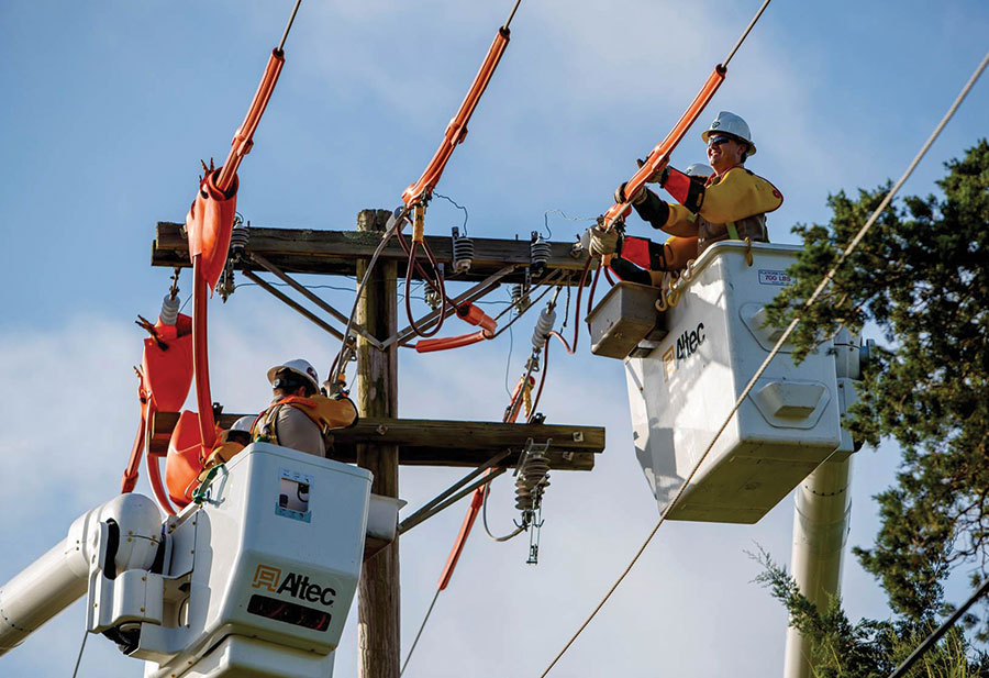 Santee Cooper wrapping up power restoration related to Hurricane Isaias